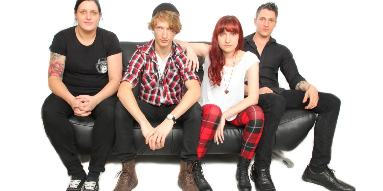 Tunesday Review: 10 Days Notice Channel Paramore On Impressive Debut EP 'Through The Unknown'
