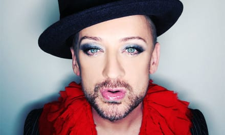 Put Your Party Pants On, Culture Club Is In Town