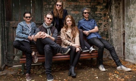 Premiere: The Wandering Lost Look To The Past With New Single 'Kaleidoscope Eyes'
