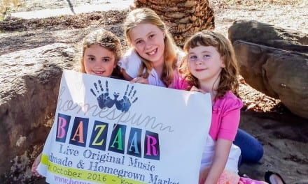 Homespun Bazaar Festival Announces Youth Ambassador Program