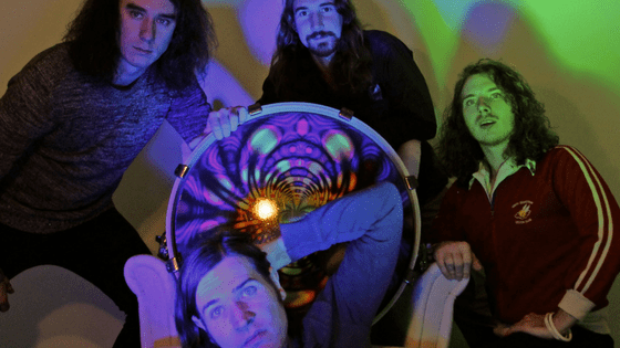 Review: Magenta Voyeur Switch Things Up With 'Moongalba' EP