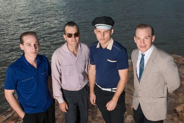 Noosa Natives The Hi-Boys Kick Off European Tour