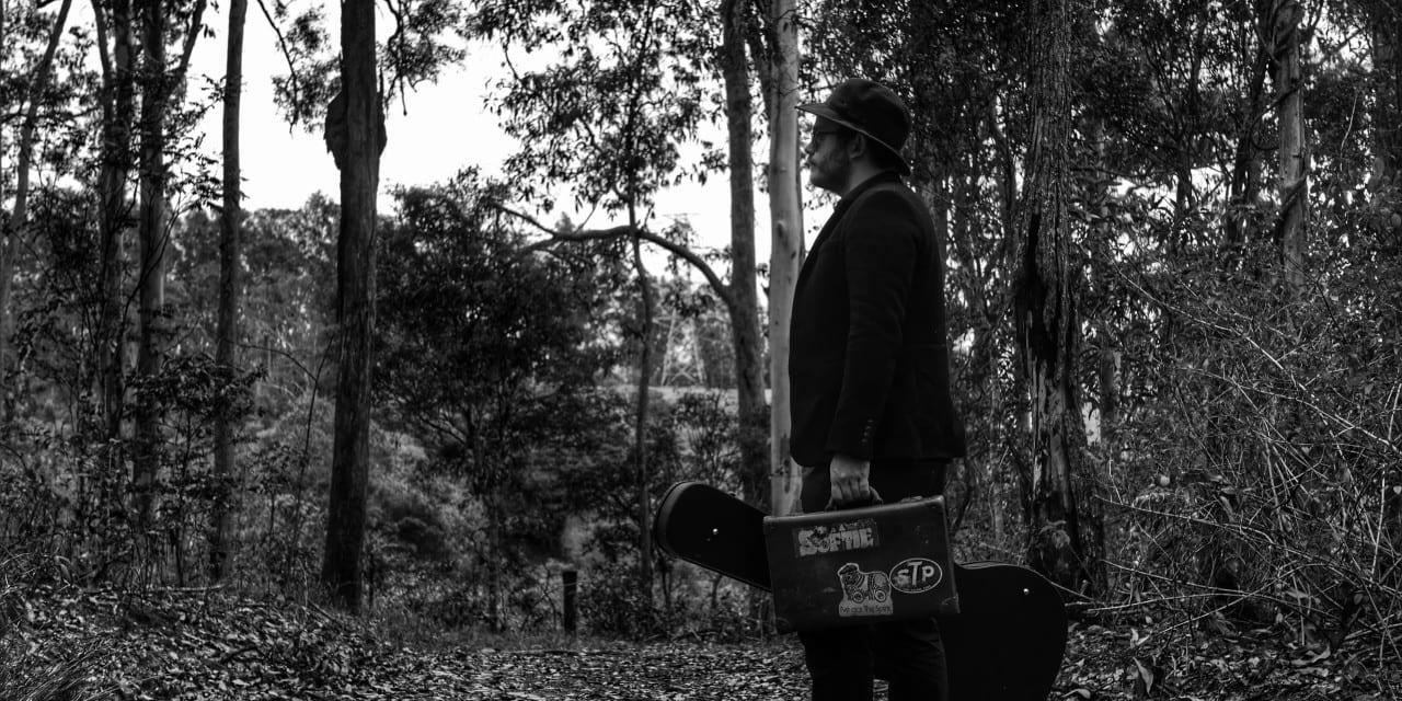 Premiere: Fugitive & The Vagabond Channel Edgar Allan Poe In Transcendent Single 'Time Travelin Blues'