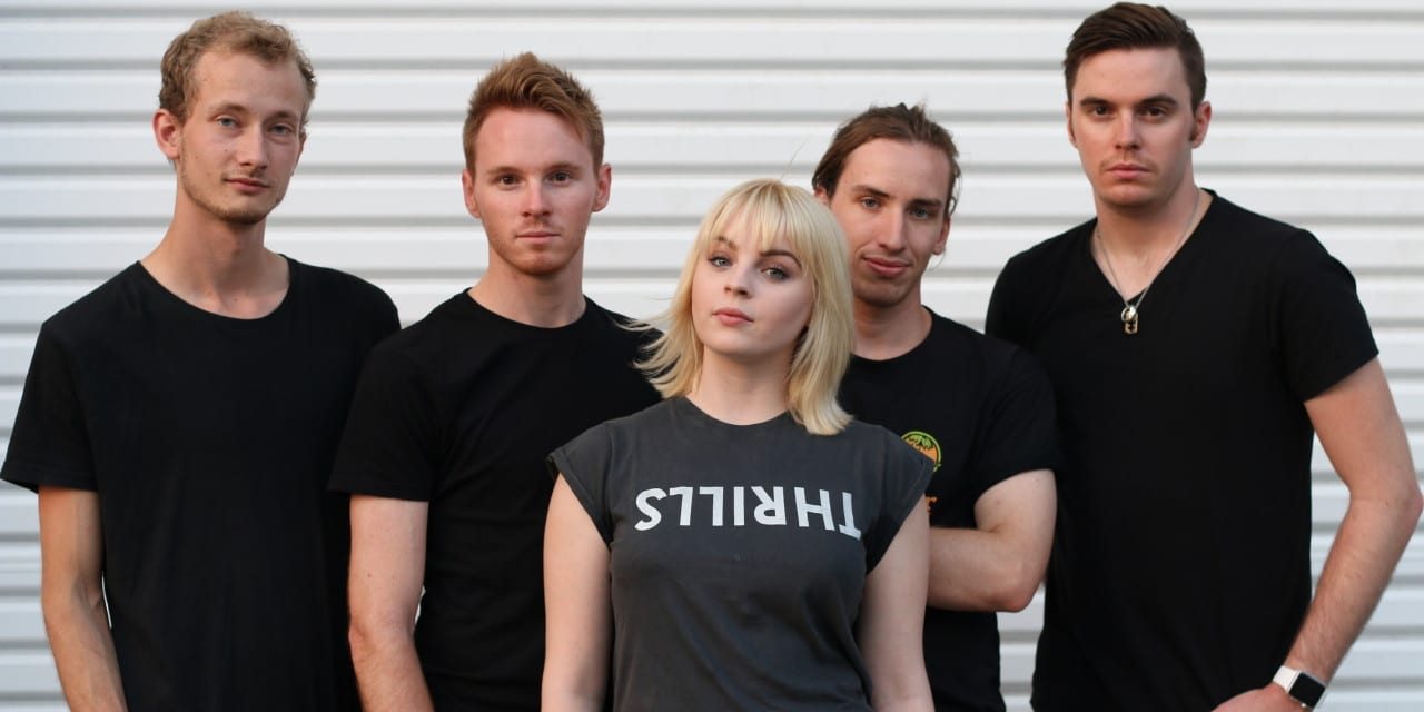 Premiere: Her Affinity's Debut Single Shows Good Things Come To Those Who Wait