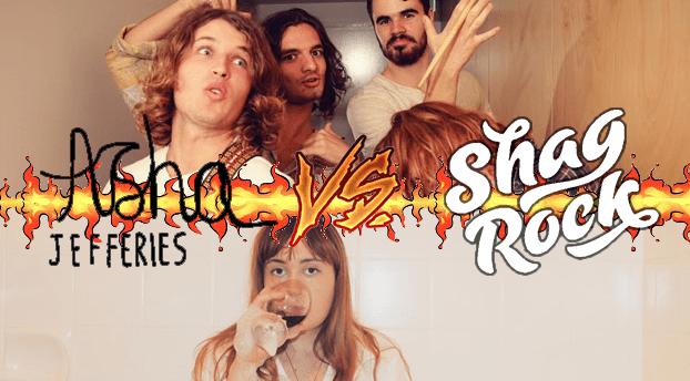 Battle Of The Bands: Asha Jefferies VS Shag Rock