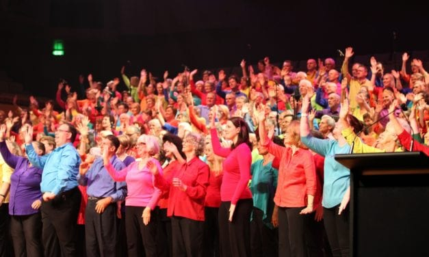 Singing For The Soul: School Of Hard Knocks Calls For QLD Choir Recruits