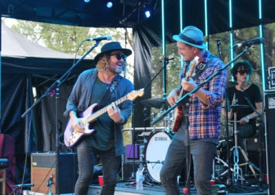 Red Deer Festival: Band Of Frequencies