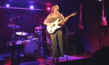 Live Review: Tiarne Blooms At Debut EP Launch