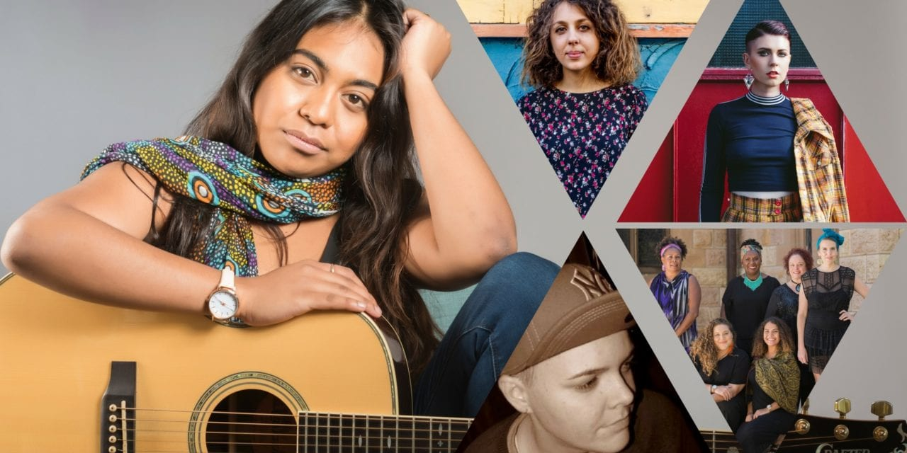 Queensland Women To Close WOW Festival 2018 With 'Songs That Made Me'