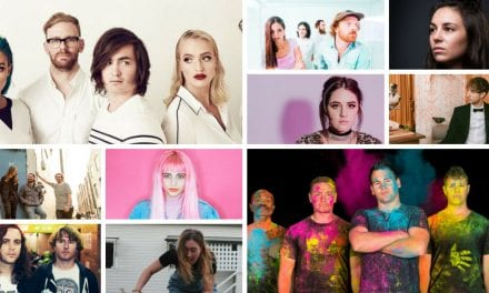 Playlist: QLD Music Awards EarCandy 2018