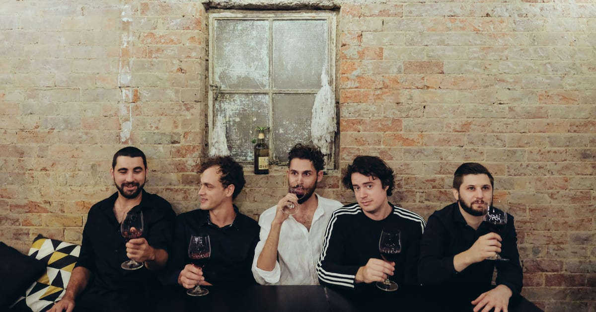 Premiere: TRAILS' Emotionally Existential Single 'Phasing Out'