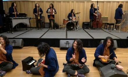 Multi-Instrumentalist Matt Hsu Spins Musical Gold