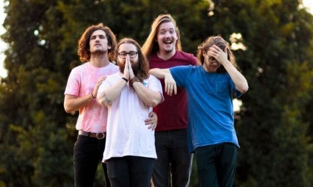 He Danced Ivy Release High Energy EP 'Optimistic Cynic'