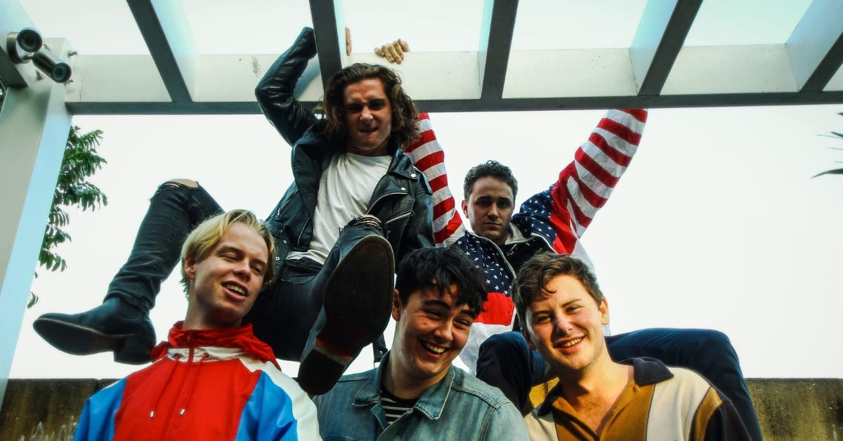 Premiere: Midnight Fuckboys' Mischievous Anti-Love Anthem 'Out Of Luck'
