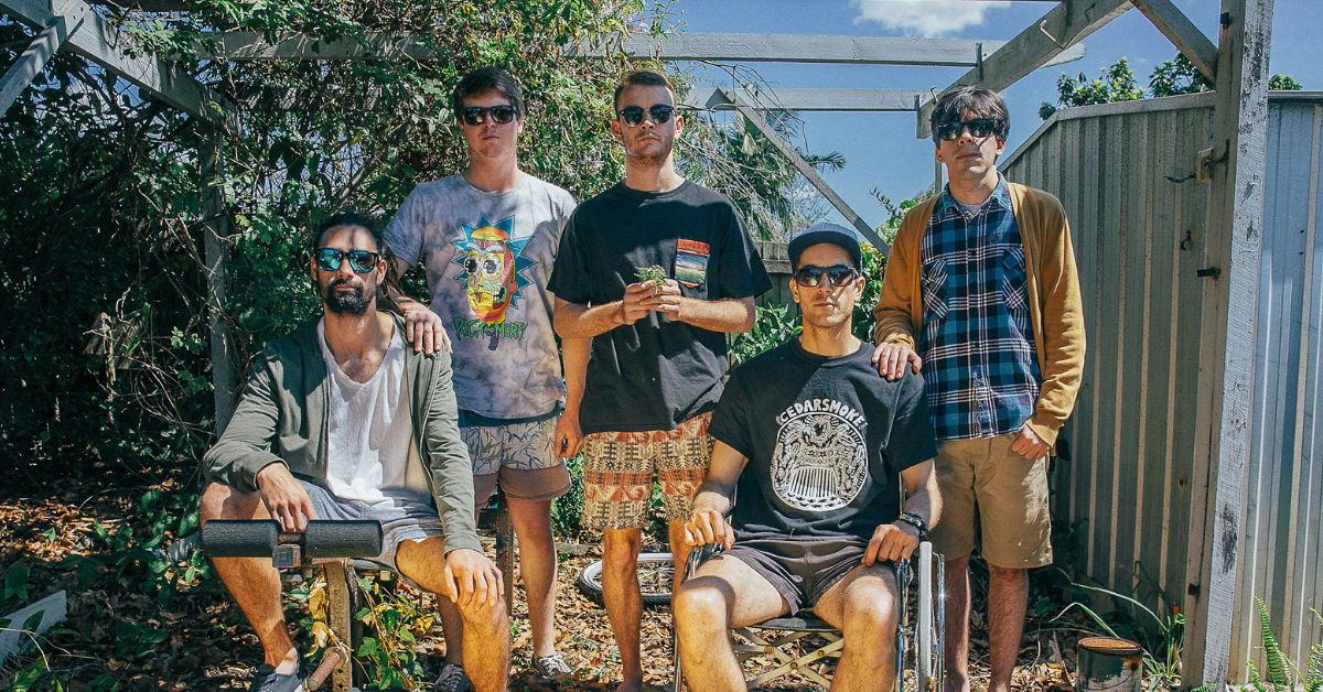 Review: Cedarsmoke's Third EP 'Kicked Out Of Eden' Is Alt-Rock Heaven