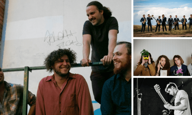 A Song A Day For Solidarity: Aubergine's 'Lonely Peak' Is Meditative Bliss