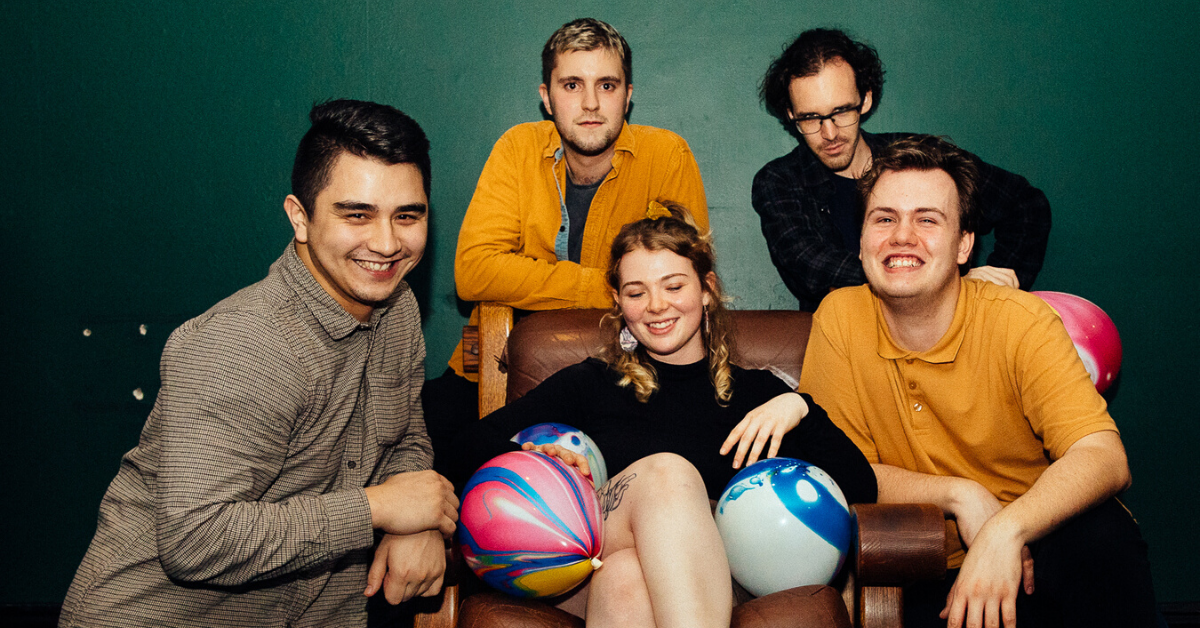 Premiere: Electric Zebra See Home Through 'Holiday Eyes'
