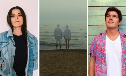 Premiere: Ella Fence and Christian Patey Spread Hope On 'About You'