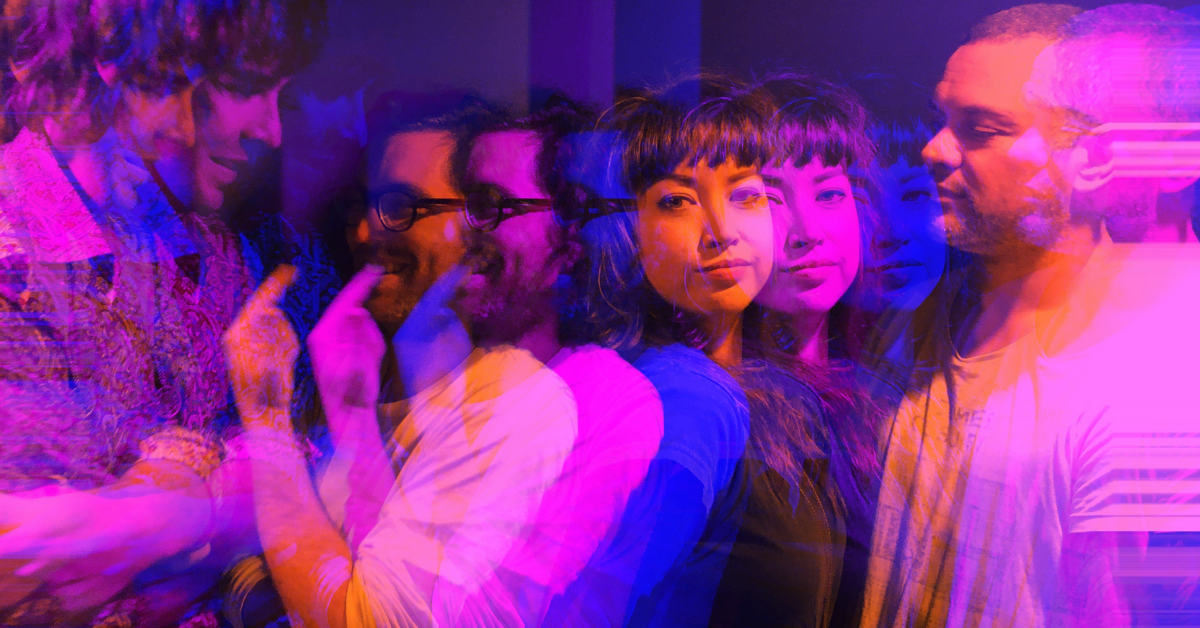 Premiere: Take A Mind-Trip Back To The Future With Fingerless' 'Sympathetic Love'