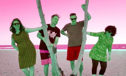 Premiere: The Double Happiness' Island Vibin' 'Coochiemudlo' Music Video