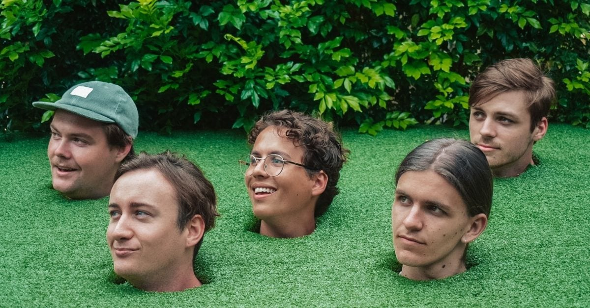 Review: Pure Milk's Refreshingly Human 'Garden Anxiety' EP