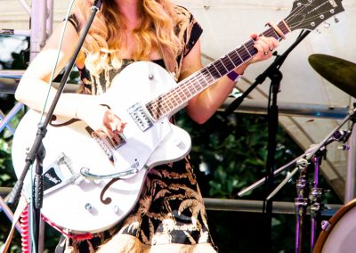 Coochiemudlo Island Festival - Ruby Gilbert