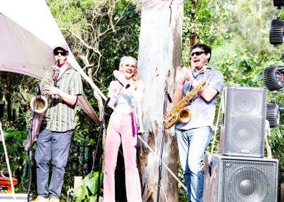 Coochiemudlo Island Festival - The Holy Rollercoasters