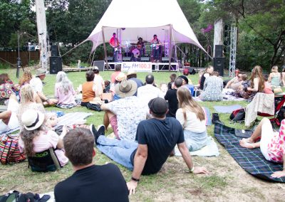 Coochiemudlo Island Festival - Adele & The Chandeliers