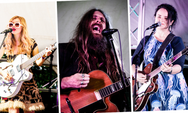 Live Review: It's Smiles All Round For QLD's Newest Island Music Festival