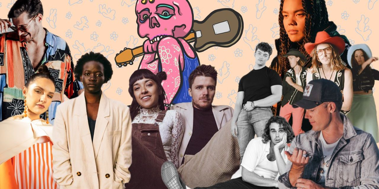 Here's Who's Up For A 2021 Gold Coast Music Awards Gong